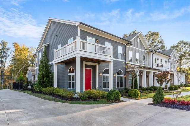 887 Proctor Oaks Street NW, Atlanta, GA 30318 (MLS #6642723) :: North Atlanta Home Team