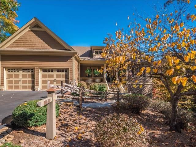 7 Craftsman Trail, Big Canoe, GA 30143 (MLS #6642760) :: Charlie Ballard Real Estate