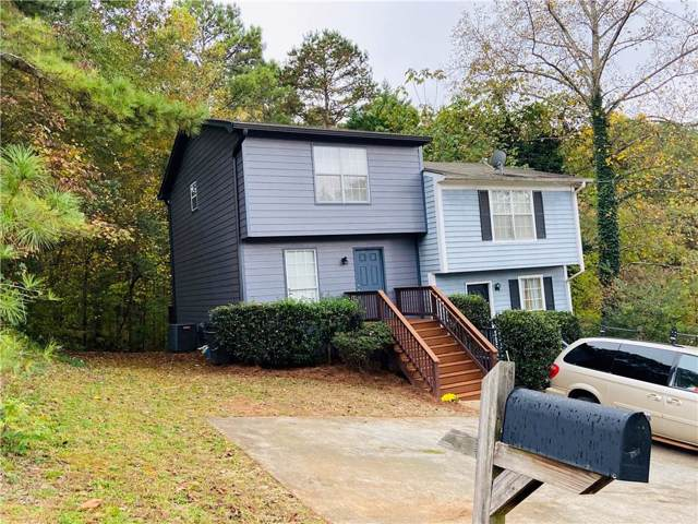 4389 Mitchell Hill Drive, Acworth, GA 30101 (MLS #6642761) :: Kennesaw Life Real Estate
