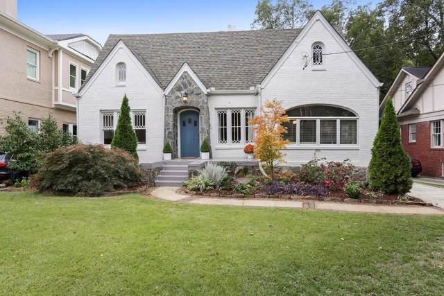 1290 N Morningside Drive, Atlanta, GA 30306 (MLS #6642770) :: Good Living Real Estate