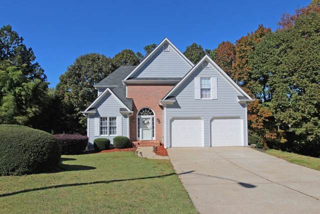 1790 Ascot Run NW, Acworth, GA 30102 (MLS #6642783) :: North Atlanta Home Team