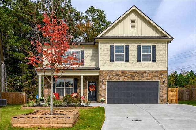 401 Livingston Point, Acworth, GA 30102 (MLS #6642788) :: North Atlanta Home Team