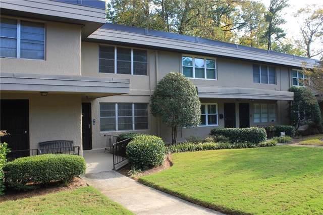 319 Lakemoore Drive NE B, Atlanta, GA 30342 (MLS #6642813) :: KELLY+CO