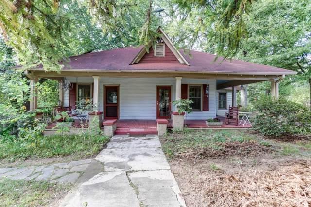 2152 Main Street NW, Atlanta, GA 30318 (MLS #6642815) :: Kennesaw Life Real Estate