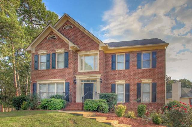 1708 Greystone Trace SE, Conyers, GA 30013 (MLS #6642832) :: The Heyl Group at Keller Williams