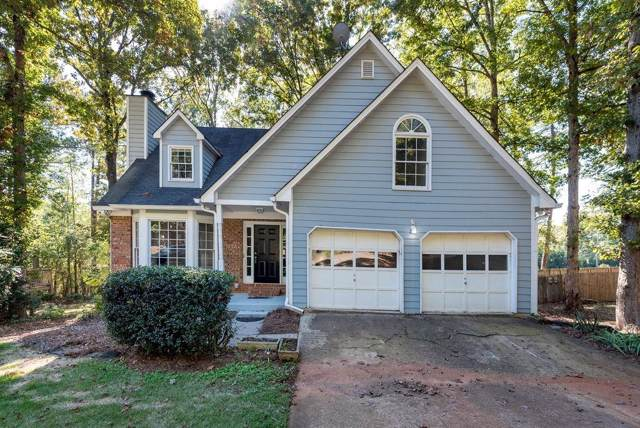 1107 Raleigh Way NW, Lawrenceville, GA 30043 (MLS #6642841) :: Charlie Ballard Real Estate