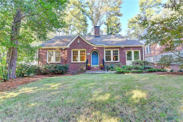 696 Cumberland Road NE, Atlanta, GA 30306 (MLS #6642859) :: Dillard and Company Realty Group