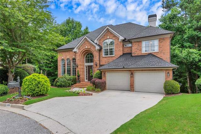 230 Edwardton Court, Roswell, GA 30076 (MLS #6642876) :: The Realty Queen Team