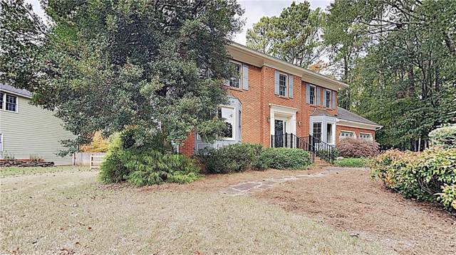 3590 W Hampton Drive, Marietta, GA 30064 (MLS #6642878) :: North Atlanta Home Team