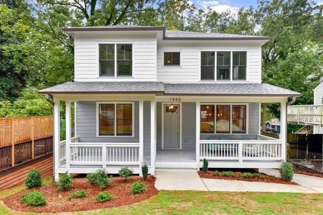 1445 Meridian Street SE, Atlanta, GA 30317 (MLS #6642883) :: The Zac Team @ RE/MAX Metro Atlanta
