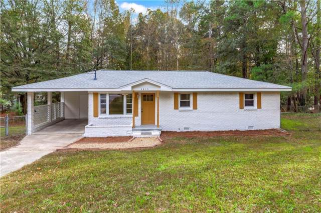 3815 Bonanza Drive, Powder Springs, GA 30127 (MLS #6642918) :: The Heyl Group at Keller Williams