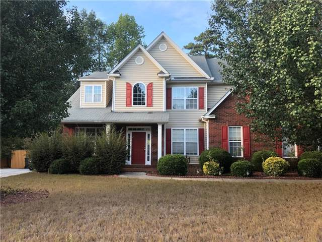 5158 Brown Leaf Way, Powder Springs, GA 30127 (MLS #6642946) :: North Atlanta Home Team