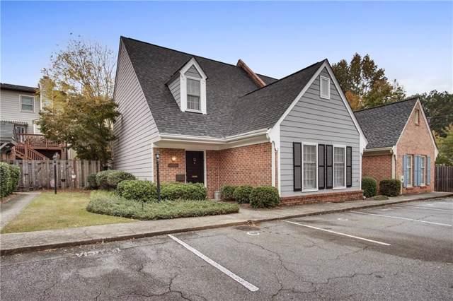 218 Forkner Drive C, Decatur, GA 30030 (MLS #6642972) :: North Atlanta Home Team