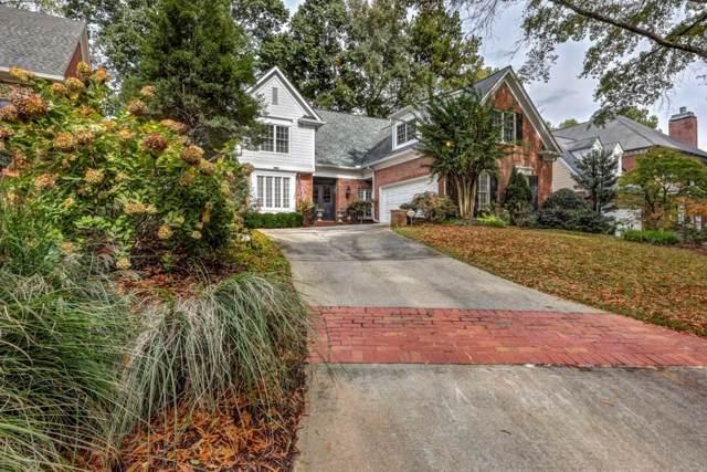 4465 Highgrove Pointe, Sandy Springs, GA 30319 (MLS #6643001) :: Charlie Ballard Real Estate