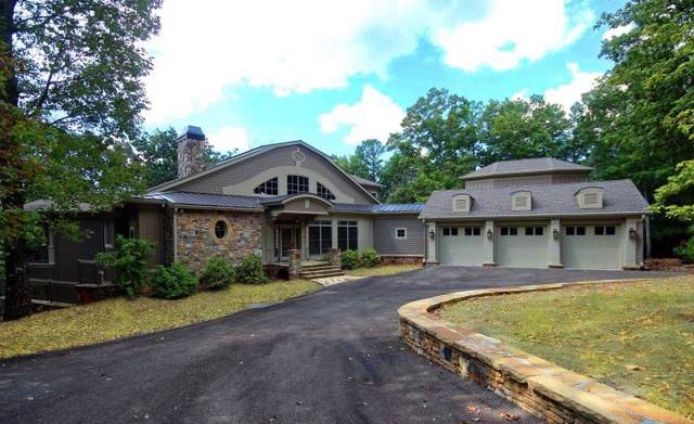 549 Petit Ridge Drive, Big Canoe, GA 30143 (MLS #6643007) :: North Atlanta Home Team