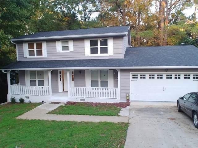 2344 Pebble Rock E, Decatur, GA 30035 (MLS #6643030) :: North Atlanta Home Team
