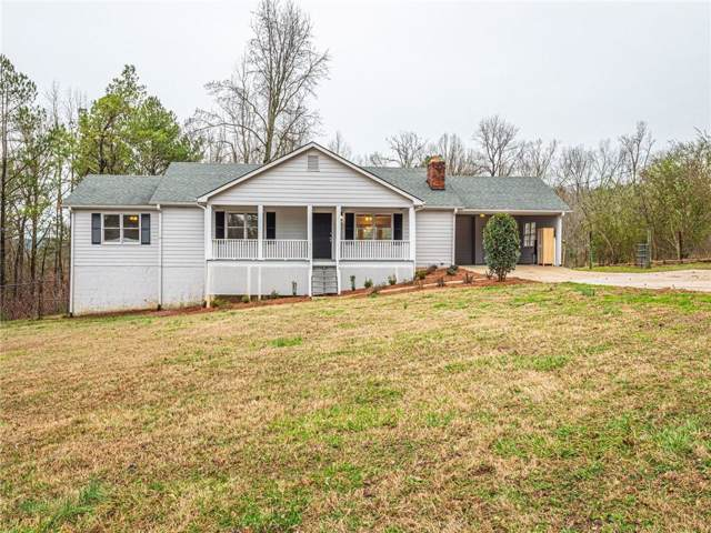 2369 Braswell Mountain Road, Dallas, GA 30132 (MLS #6643035) :: The Hinsons - Mike Hinson & Harriet Hinson