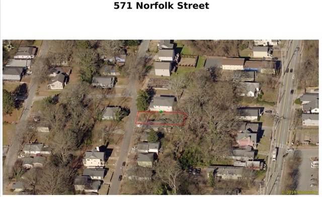 571 Norfolk Street NW, Atlanta, GA 30314 (MLS #6643046) :: Charlie Ballard Real Estate