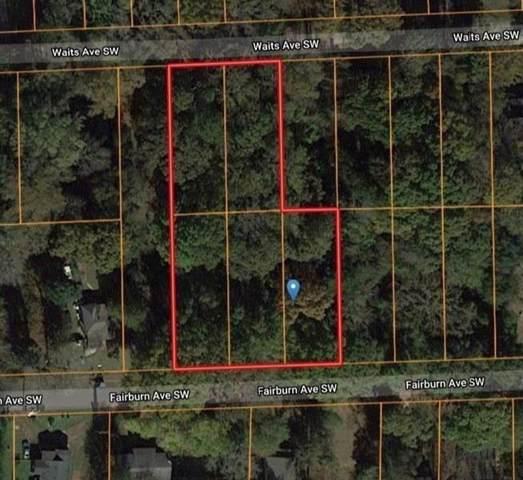 4110 Waits Avenue, Atlanta, GA 30331 (MLS #6643047) :: Kennesaw Life Real Estate