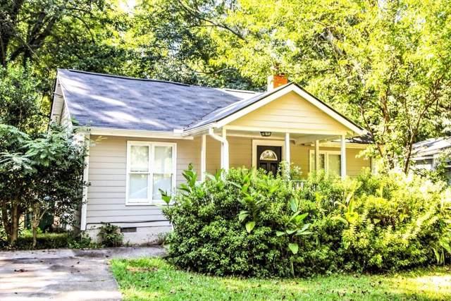 393 Lake Drive, Hapeville, GA 30354 (MLS #6643098) :: North Atlanta Home Team