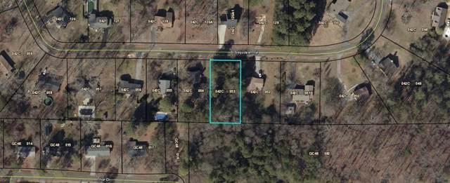 323 S Sequoyah Circle, Calhoun, GA 30701 (MLS #6643107) :: RE/MAX Prestige