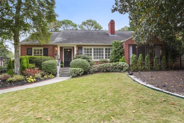 2689 Sharondale Drive NE, Atlanta, GA 30305 (MLS #6643122) :: RE/MAX Prestige