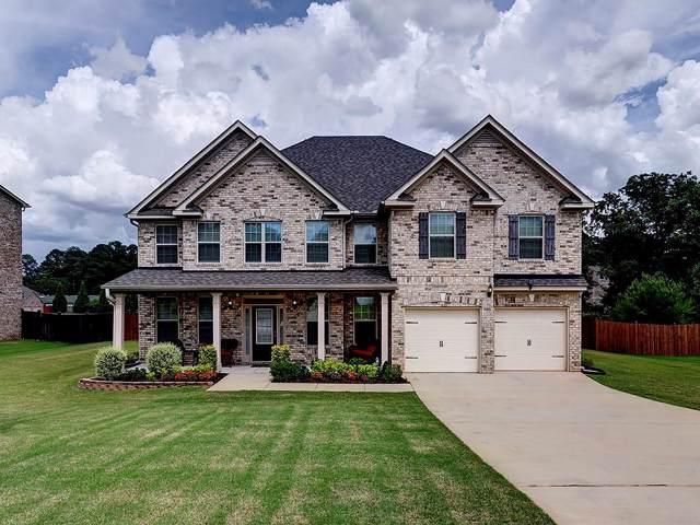 109 Napa Dr, Mcdonough, GA 30253 (MLS #6643189) :: North Atlanta Home Team