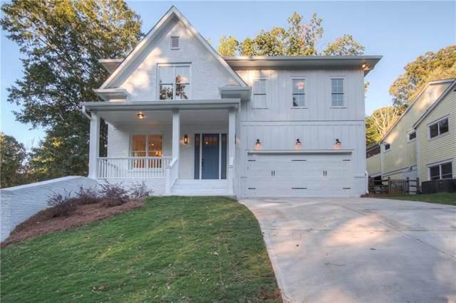 1062 Country Lane Ne, Atlanta, GA 30324 (MLS #6643205) :: Charlie Ballard Real Estate