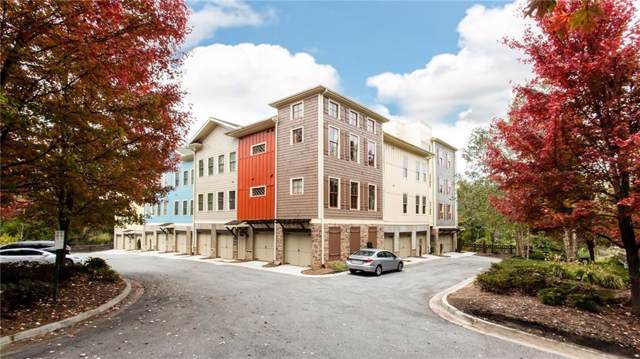 1628 Briarcliff Road NE #18, Atlanta, GA 30306 (MLS #6643251) :: North Atlanta Home Team