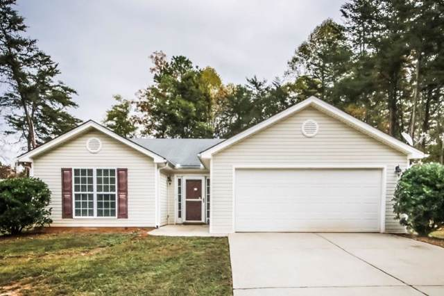 284 Ivy Hills Circle, Mount Airy, GA 30563 (MLS #6643263) :: The Heyl Group at Keller Williams