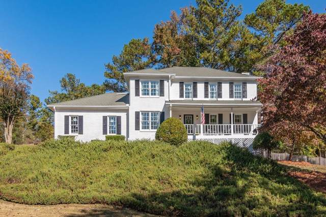 2661 Forest Way NE, Marietta, GA 30066 (MLS #6643276) :: Kennesaw Life Real Estate