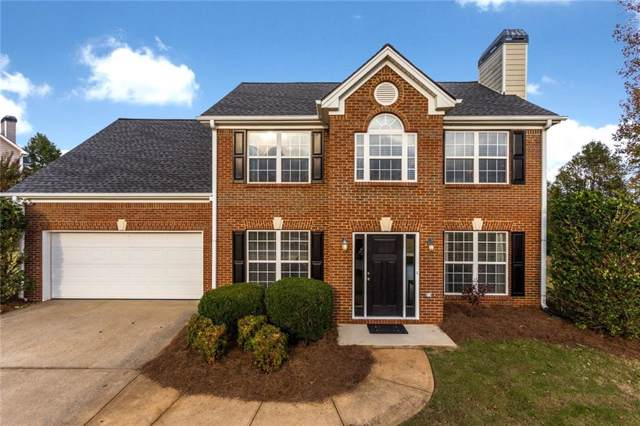 967 Coosawilla Drive, Winder, GA 30680 (MLS #6643284) :: The Heyl Group at Keller Williams