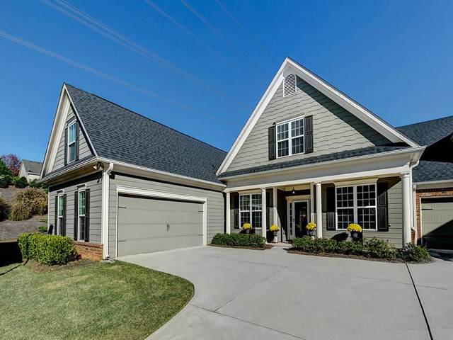 1816 Manor View Circle NW #9, Acworth, GA 30101 (MLS #6643287) :: Iconic Living Real Estate Professionals