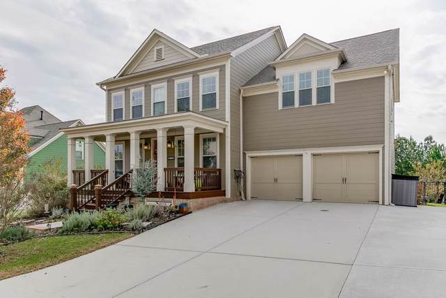 6361 Hickory Branch Drive, Hoschton, GA 30548 (MLS #6643312) :: North Atlanta Home Team
