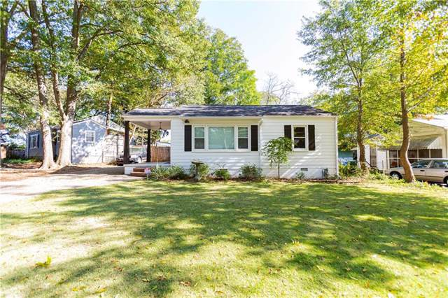 1164 Edie Avenue SE, Atlanta, GA 30312 (MLS #6643326) :: North Atlanta Home Team