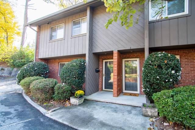 1612 Briarcliff Road NE #01, Atlanta, GA 30306 (MLS #6643343) :: Rock River Realty