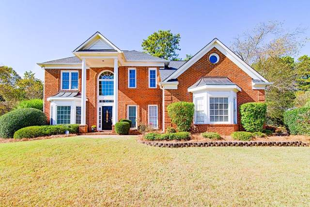2101 Jockey Hollow Drive NW, Kennesaw, GA 30152 (MLS #6643348) :: Iconic Living Real Estate Professionals