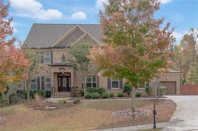 5445 Oak Crest Lane, Buford, GA 30518 (MLS #6643358) :: Charlie Ballard Real Estate