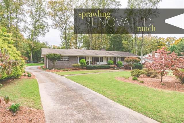 351 Atwood Drive NW, Marietta, GA 30064 (MLS #6643375) :: RE/MAX Prestige