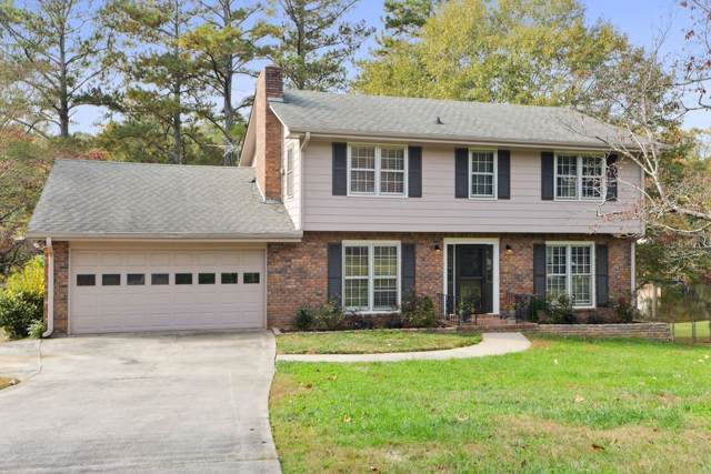 1140 Crest Brook Lane, Roswell, GA 30075 (MLS #6643409) :: The Cowan Connection Team