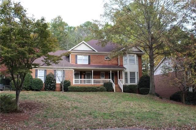 40 Hanarry Drive, Lawrenceville, GA 30046 (MLS #6643417) :: North Atlanta Home Team