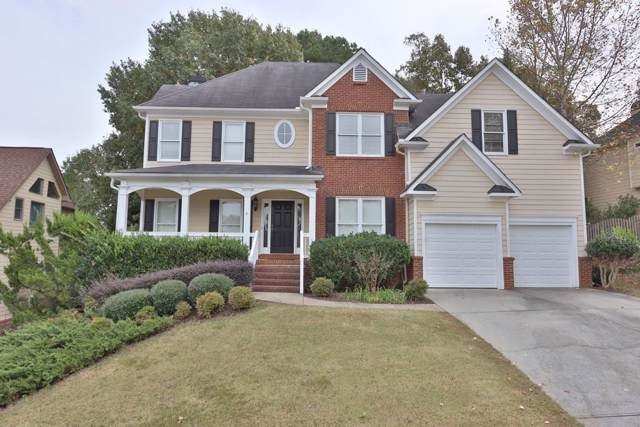 1473 Mulberry Creek Court, Dacula, GA 30019 (MLS #6643434) :: Charlie Ballard Real Estate