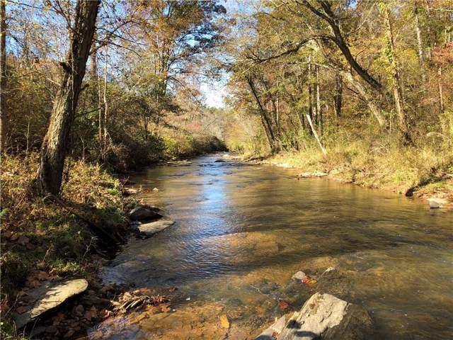01 Carver Mill Road, Talking Rock, GA 30175 (MLS #6643439) :: RE/MAX Prestige