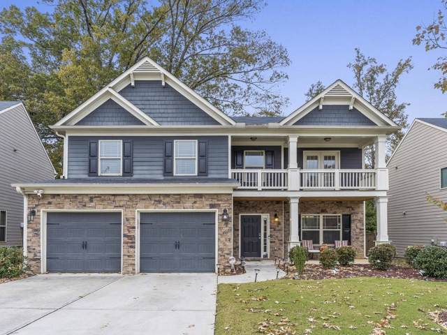 1303 Silverbrooke Crossing, Powder Springs, GA 30127 (MLS #6643453) :: North Atlanta Home Team