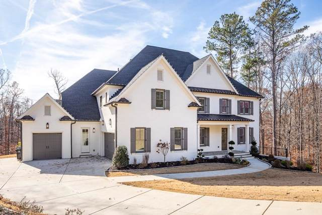 1250 Cashiers Way, Roswell, GA 30075 (MLS #6643459) :: RE/MAX Prestige