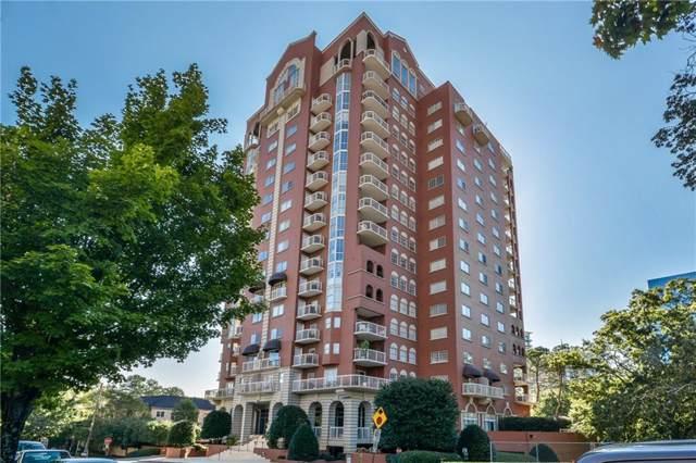3435 Kingsboro Road #1801, Atlanta, GA 30326 (MLS #6643484) :: Dillard and Company Realty Group