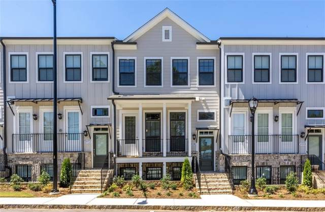 2014 Manchester Street #97, Atlanta, GA 30324 (MLS #6643544) :: Dillard and Company Realty Group