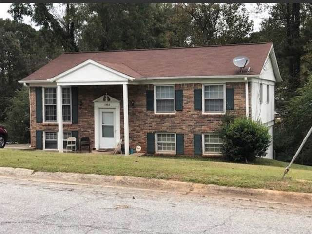 1424 Colony East Circle, Stone Mountain, GA 30083 (MLS #6643578) :: The North Georgia Group