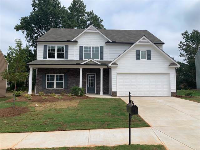 1492 Washington Rose Avenue, Hoschton, GA 30548 (MLS #6643585) :: Charlie Ballard Real Estate