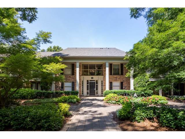 3650 Ashford Dunwoody Road NE #326, Brookhaven, GA 30319 (MLS #6643620) :: RE/MAX Paramount Properties